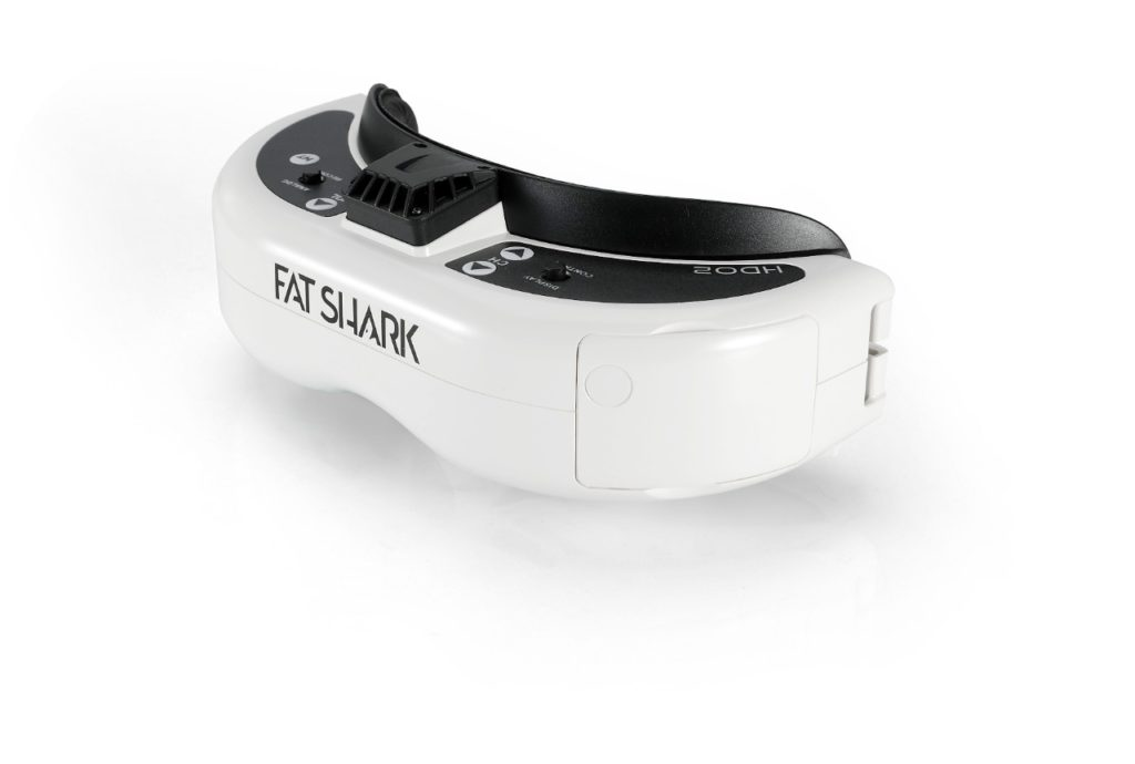 Receptores y Gafas Fpv
